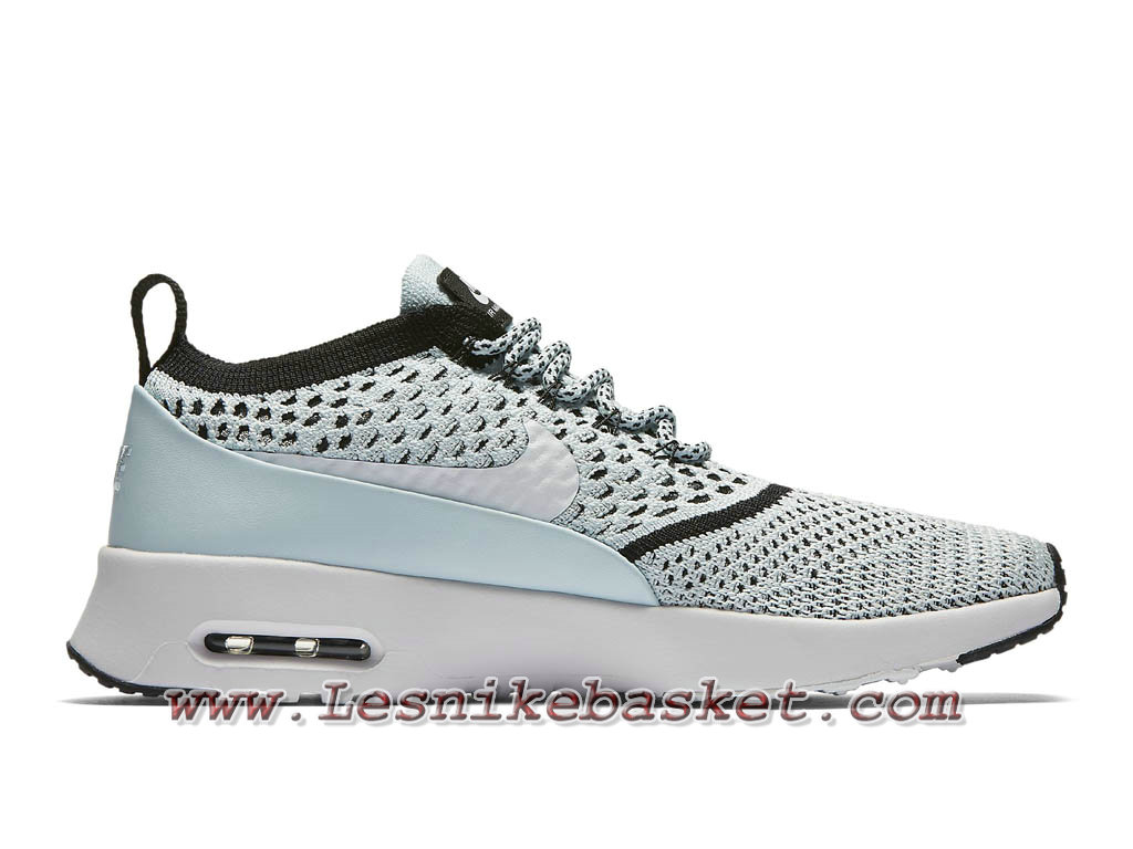 ... Nike wmns Air Max Thea Ultra Flyknit Dames Bleu 881175_400 chaussures Pour Femme/Enfant Bleu ...
