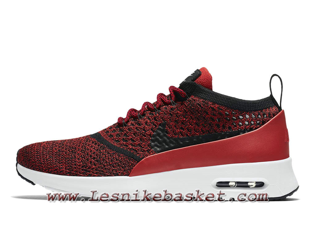Nike wmns Air Max Thea Ultra Flyknit Université Rouge