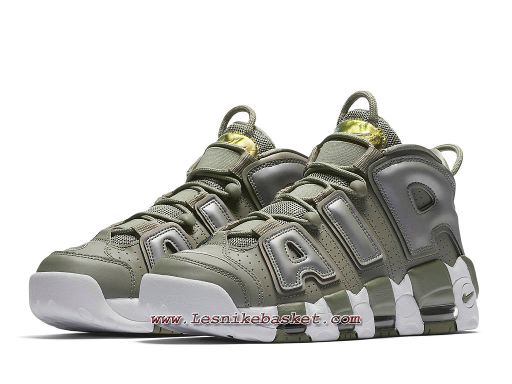 More Wp1s8w Uptempo 917593 Chaussures Officiel Nike Air Verte 001 Wmns rdxhQCts
