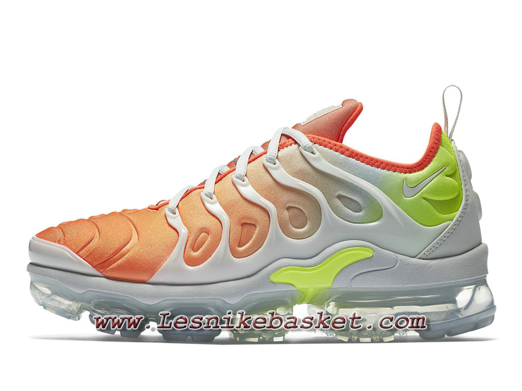 cute cheap hot products good Nike Wmns Air VaporMax Plus Reverse Sunset AO4550_003 Chaussures ...