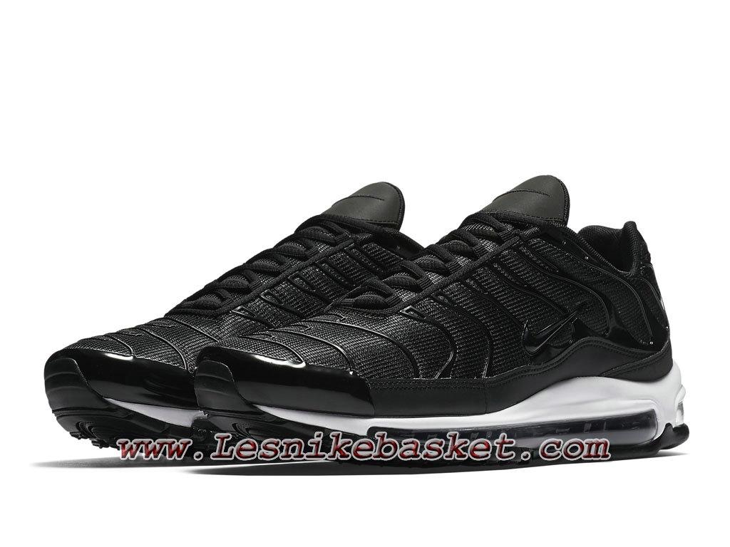 ... Runing NikeLab Air Max 97 Plus Noire AH8144_001 Chaussures Officiel NIke 2018 Pour Homme Noires ...