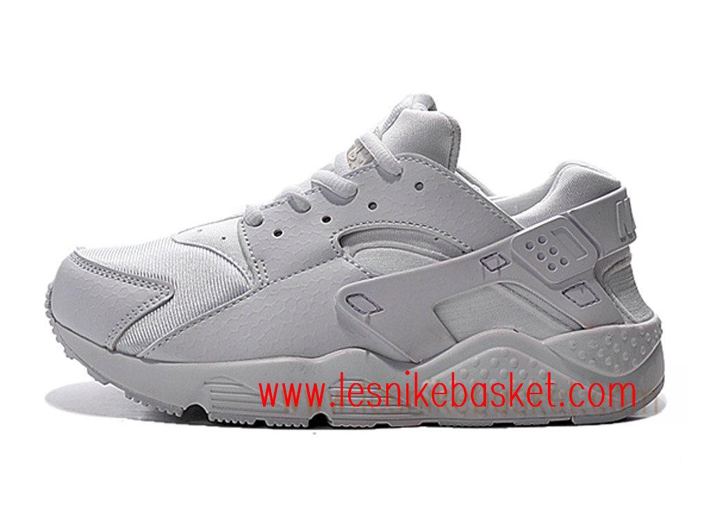15b9212f0b3a9 Running Enfant Nike Air Huarache Ps Petit Blanc Air Urh-1603022146 ...