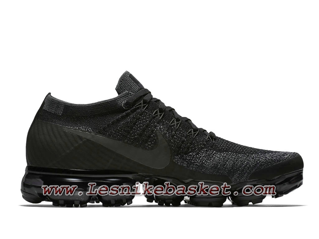 ... Running Homme Nike Air VaporMax Triple Black 899473_003 Pour NIke pas Cher Chaussures ...