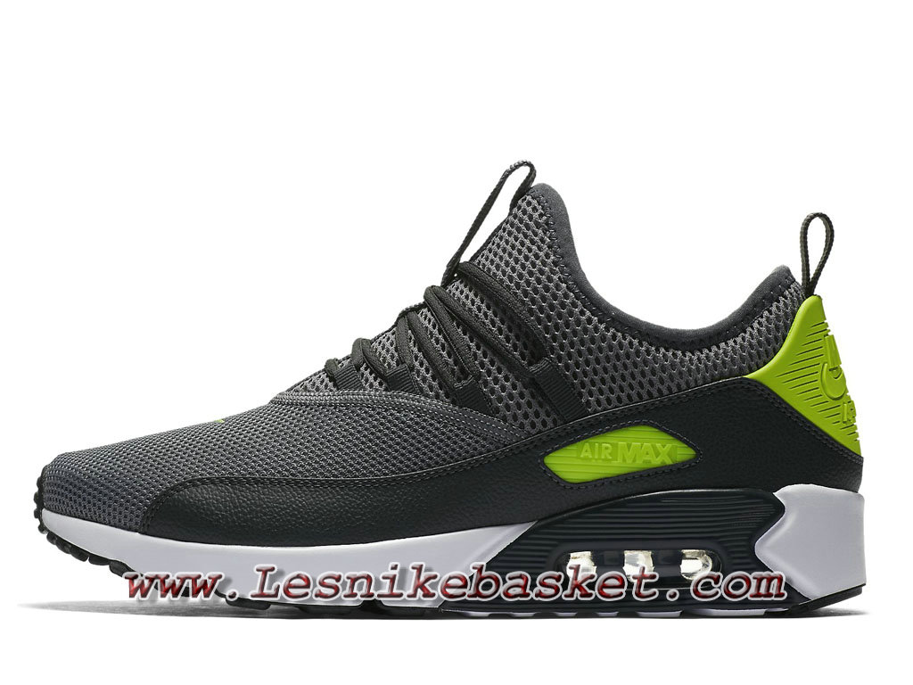 quality design ac015 02383 Running Nike Air Max 90 EZ Cool Grey Volt Anthracite Ao1745 003 Chaussures  Officiel Prix Pour Homme ...