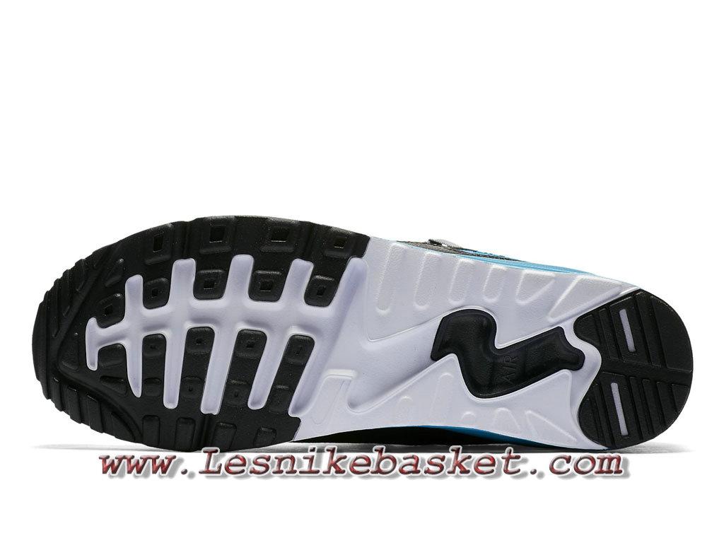 Running Nike Air Max 90 EZ Grey Black Blue AO1745_004 Chaussures Officiel nike Pour Homme Grey 1805213800 Les Nike Sneaker Officiel site En France