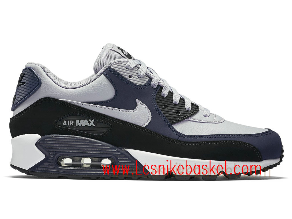 air max leather homme