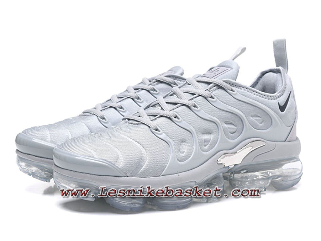 nike air vapormax plus gris