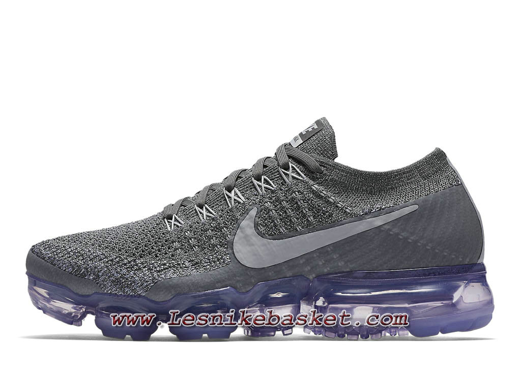 pre order shop best sellers really cheap Running Nike WMNS Air Vapormax Flyknit Grey Purple 849557_015 ...