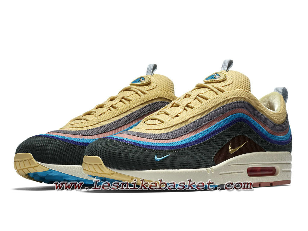 ... Sean Wotherspoon x Nike Air Max 97/1 AJ4219_400F Chaussures Officiel NIke Pour Femme/ ...