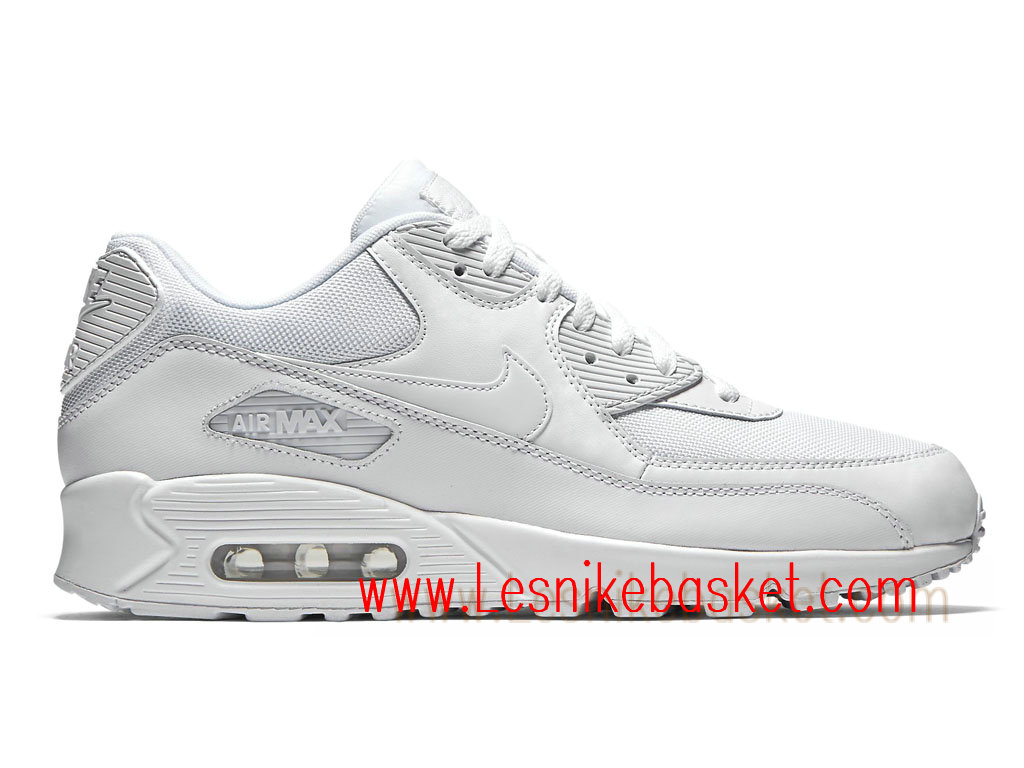 Air Homme Sportwear Pour Essential Chaussures Nike Blanc Max 90 yvm7IgYbf6