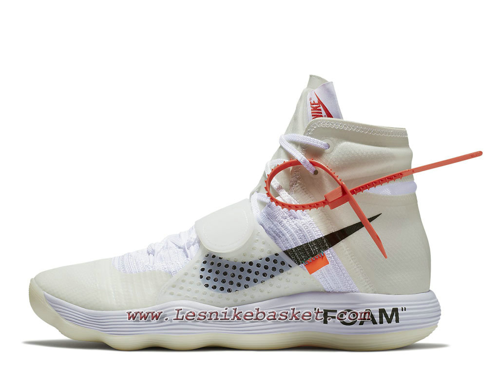 basket nike off white homme