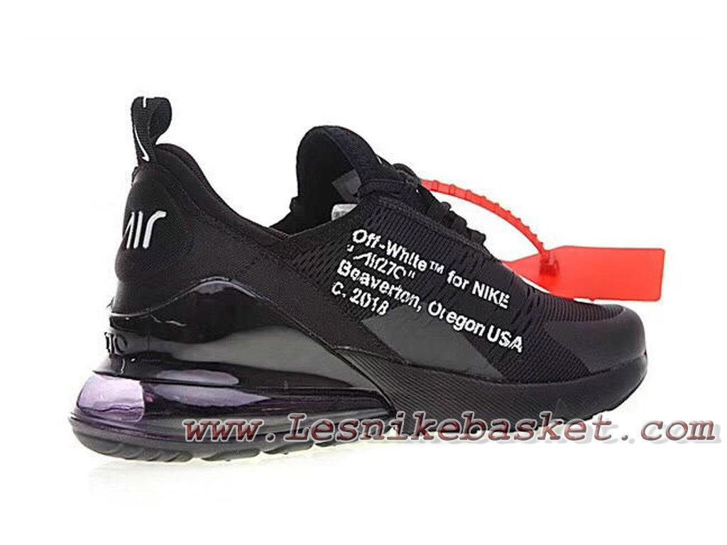 Ah8050 011f Chaussures 270 Air Off Max Nike X Black White qFHPa0p