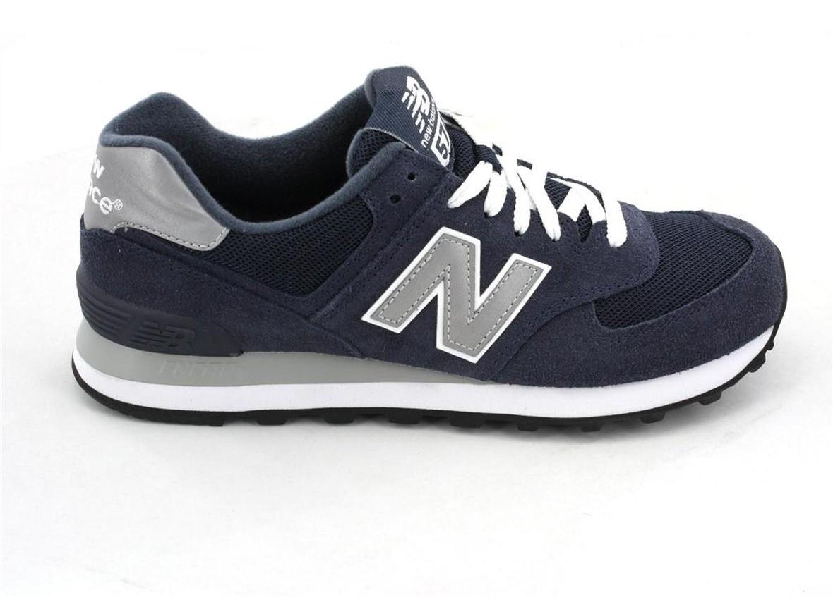 574 new balance homme bleu